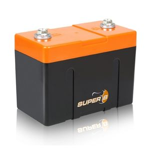 Super B 5200 Lithium Bike Battery
