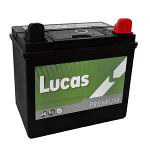 895 Lucas Lawnmower Battery 12V 30Ah