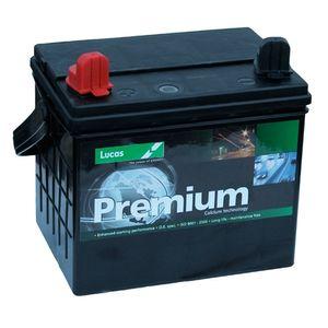 896 Lucas Lawnmower Battery 12V 30Ah