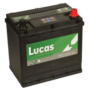 LP048H Lucas Premium Car Battery 12V 45Ah