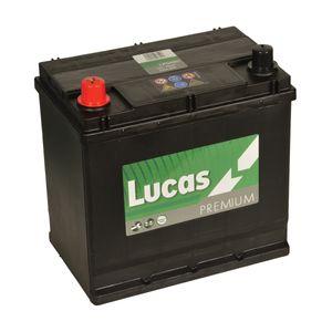 LP049H Lucas Premium Car Battery 12V 45Ah