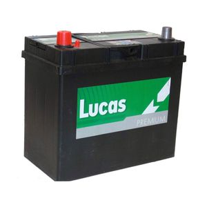 LP057 Lucas Premium Car Battery 12V 45Ah