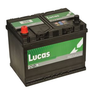 LP069 Lucas Premium Car Battery 12V 68Ah