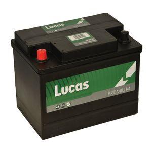 LP072 Lucas Premium Car Battery 12V 70Ah (LP072T)