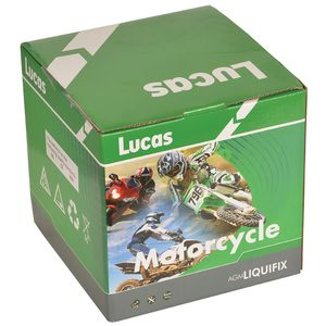LYTX4L-BS Lucas Motorbike Battery YTX4L-BS