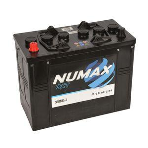 656 Numax Commercial Battery 12V 125AH
