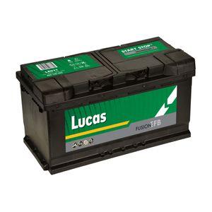 LE017 Lucas EFB Start Stop Car Battery 12V 95Ah