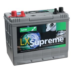Lucas LX24MF Leisure Battery 80Ah