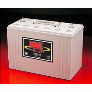 E31 SLD G ST Gel Battery by MK Battery 12V 97Ah