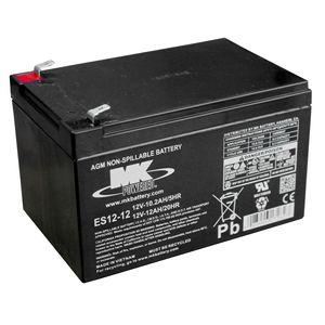 MK ES12-12 Mobility Battery 12V 12Ah