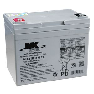 MK MU-1 SLD M FT-2 35Ah Mobility Battery