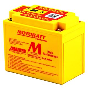 MPLX12U-HP MOTOBATT Lithium Bike Battery