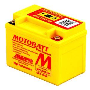 MPLX4U-HP MOTOBATT Lithium Batterie Moto
