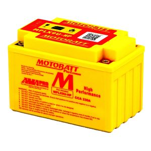 MPLX9U-HP MOTOBATT Lithium Bike Battery