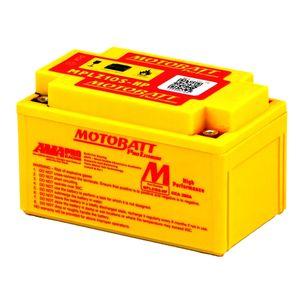 MPLZ10S-HP MOTOBATT Lithium Batterie Moto