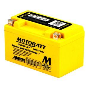 MBTX7ABS MOTOBATT AGM Batterie Moto 12V 7Ah