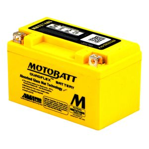 MBTX7ABS MOTOBATT Quadflex AGM Bike Battery 12V 7Ah