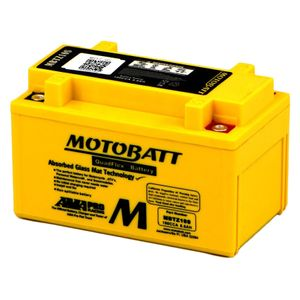 MBTZ10S MOTOBATT Quadflex AGM Bike Battery 12V 8Ah