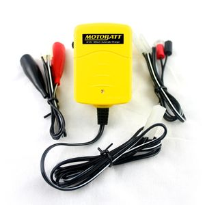 MOTOBATT Baby Boy 6/12V 500mA Battery Charger MBBABY