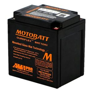 MBTX30UHD MOTOBATT Quadflex AGM Bike Battery 12V 32Ah