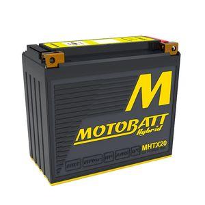MHTX20 MOTOBATT Hybrid Bike Battery