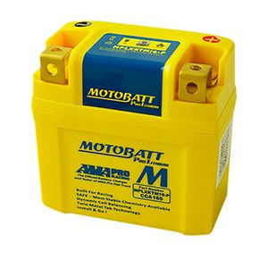 MPLXKTM16-P MOTOBATT Lithium Bike Battery