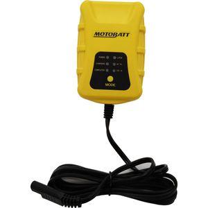 MOTOBATT TECH 1 6/12V 1A Battery Charger PDCT1