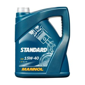 Mannol 7403 Standard 15W-40 Engine Oil 5L