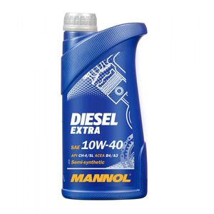 Mannol 7504 Diesel Extra 10W-40 Engine Oil 1L