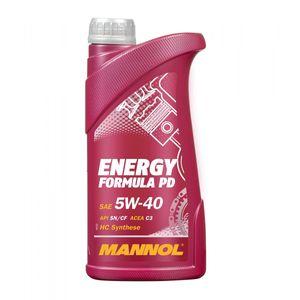 Mannol 7913 Energy Formula PD 5W-40 Engine Oil 1L