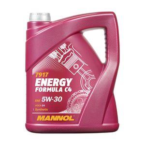 Mannol 7917 Energy Formula 5W-30 Engine Oil 5L