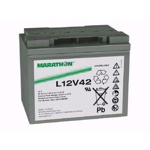L12V42 Marathon L Network Battery