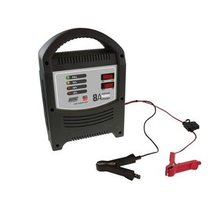Maypole MP7108 6/12V 8A Automatic Battery Charger