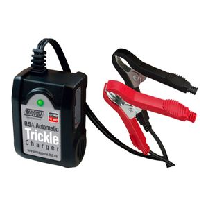 Maypole MP7402 12V 0.5A Automatic Trickle Battery Charger