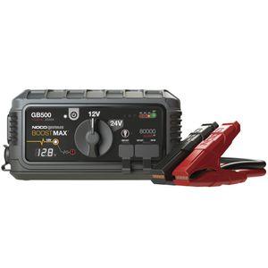 NOCO GB500 Boost MAX 20000A UltraSafe 12V / 24V Lithium Jump Starter