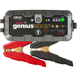 NOCO GB40 Boost+ 1000A UltraSafe Lithium Jump Starter