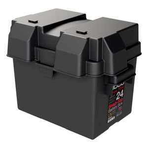 NOCO HM300BK Group 24 Snap-Top Battery Box