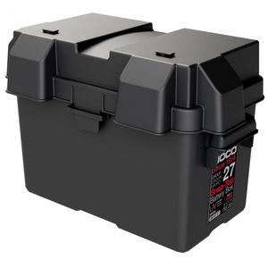 NOCO HM327BK Group 27 Snap-Top Battery Box