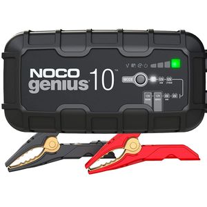 NOCO GENIUS10UK 10A Ultrasafe 6V / 12V Battery Charger and Maintainer