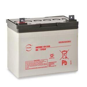 AMP9062 NX GEL Lead Acid Battery 31Ah