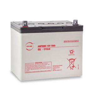 AMP9065 NX GEL Lead Acid Battery 70Ah