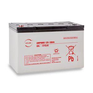 AMP9069 NX GEL Lead Acid Battery 100Ah