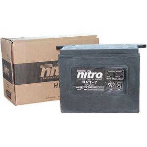 HVT-7 Nitro Batterie De Moto - YHD-12 Batterie