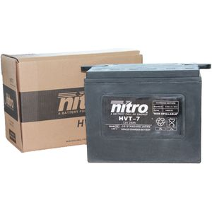 66007-84 Harley Davidson Equivalent Nitro Battery