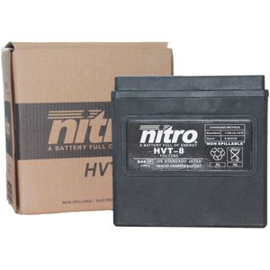 HVT-8 Nitro Motorcycle Battery - HVT 08