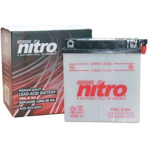 YB5L-B Nitro Batterie De Moto YB5L-B WA