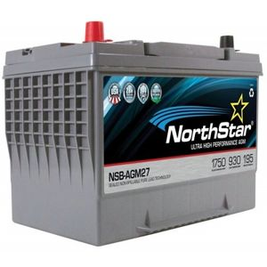 NorthStar NSB-AGM27 Ultra High Performance Battery