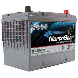NorthStar NSB-AGM27F Ultra High Performance Battery