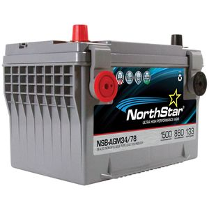 NorthStar NSB-AGM34/78 Ultra High Performance Battery