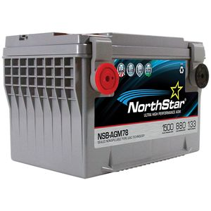 NorthStar NSB-AGM78 Ultra High Performance Battery